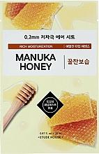 Parfémy, Parfumerie, kosmetika Ultra tenká pleťová maska s extraktem z manuka medu - Etude House Therapy Air Mask Manuka Honey