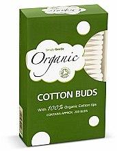 Parfémy, Parfumerie, kosmetika Vatové tyčinky - Simply Gentle Organic Cotton Buds