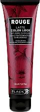 Parfémy, Parfumerie, kosmetika Mléko na ochranu barvy vlasů - Black Professional Line Rouge Color Lock Milk