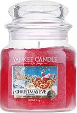 Parfémy, Parfumerie, kosmetika Vonná svíčka ve sklenici - Yankee Candle Christmas Eve