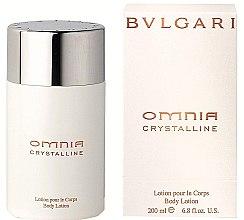 Parfémy, Parfumerie, kosmetika Bvlgari Omnia Crystalline - Tělové mléko