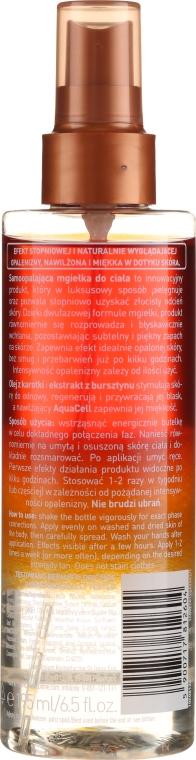 Samoopalovací sprej na tělo - Lirene Bronze Collection Self-tanning Spray — foto N2