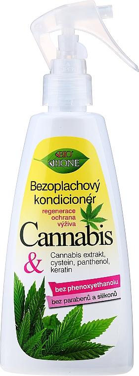 Sprej-kondicionér na vlasy - Bione Cosmetics Cannabis Leave-in Conditioner