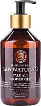 Parfémy, Parfumerie, kosmetika Sprchový gel - Recipe For Men RAW Naturals Pale Ale Shower Gel