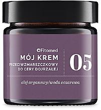 Parfémy, Parfumerie, kosmetika Krém proti vráskám s arganovým olejem - Fitomed Anti-wrinkle Cream Nr5