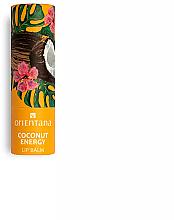 Parfémy, Parfumerie, kosmetika Balzám na rty Kokosová energie - Orientana