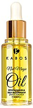 Parfémy, Parfumerie, kosmetika Regenerační olej na nehty - Kabos Nail Magic Oil