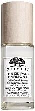 Parfémy, Parfumerie, kosmetika Pleťové sérum dodávající záři - Origins Three Part Harmony Oil-Infused Serum