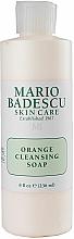 Parfémy, Parfumerie, kosmetika Čisticí mýdlo Pomeranč - Mario Badescu Orange Cleansing Soap