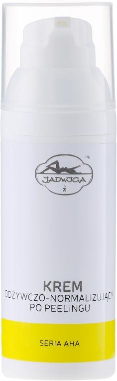 Výživný krém po peelingu - Jadwiga AHA Cream — foto N1