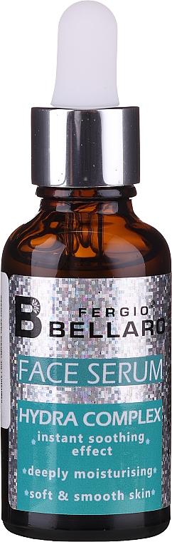 Pleťové sérum - Fergio Bellaro Face Serum Hydra Complex
