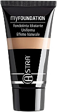 Parfémy, Parfumerie, kosmetika Make up - Astra Make-Up My Foundation Natural Effect
