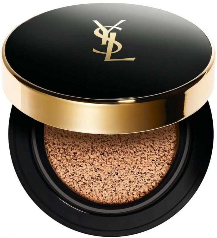 Make-up v houbičce - Yves Saint Laurent Fushion Ink Cushion Foundation SPF 23 — foto N1