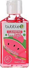 "Parfémy, Parfumerie, kosmetika Antibakteriální čisticí gel na ruce ""Meloun"" - Bubble T Watermelon Hand Cleansing Gel"