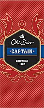 Parfémy, Parfumerie, kosmetika Lotion po holení - Old Spice Captain