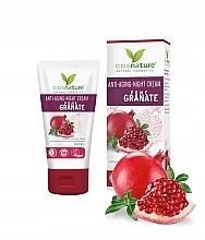 Parfémy, Parfumerie, kosmetika Pleťový krém, noční - Cosnature Night Cream Pomegranate