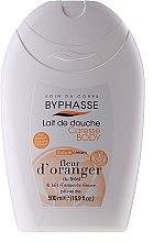 Parfémy, Parfumerie, kosmetika Sprchový gel - Byphasse Caresse Shower Cream Orange Blossom