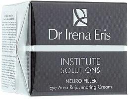 Parfémy, Parfumerie, kosmetika Omlazující krém pro pleť kolem oči - Dr Irena Eris Institute Solutions Neuro Filler Eye Area Rejuvenating Cream