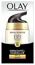 Parfémy, Parfumerie, kosmetika BB-krém - Olay Total Effects BB Cream SPF15