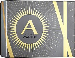 Parfémy, Parfumerie, kosmetika Azzaro Wanted - Sada (edt/100ml+deo/75ml)
