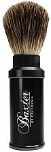 Parfémy, Parfumerie, kosmetika Holicí štětec - Baxter Professional Travel Brush Pure Badger