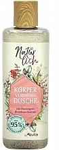 Parfémy, Parfumerie, kosmetika Tělový gel s extrakty z plodů ostružiny - Evita Naturlich Body Gel