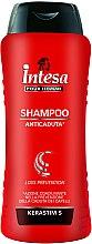 Parfémy, Parfumerie, kosmetika Šampon proti vypadávání vlasů - Intesa Classic Black Shampoo Loss Prevention