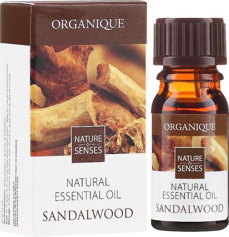 "Éterický olej ""Sandálový strom"" - Organique Natural Essential Oil Sandalwood"