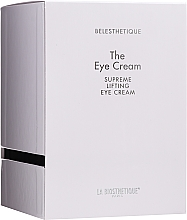 Parfémy, Parfumerie, kosmetika Liftingový oční krém - La Biosthetique Belesthetique The Eye Cream