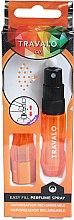 Parfémy, Parfumerie, kosmetika Rozprašovač - Travalo Ice Orange Refillable Spray