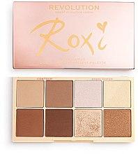 Parfémy, Parfumerie, kosmetika Paleta na make-up - Makeup Revolution Roxxsaurus Roxi Highlight & Contour Palette