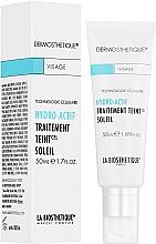 Parfémy, Parfumerie, kosmetika Hydroaktivní hydratační krém s tonizujícím účinkem pro opálenou pleť - La Biosthetique Dermosthetique Hydro-Actif Traitement Teint Soleil