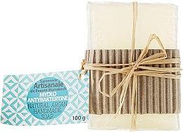Parfémy, Parfumerie, kosmetika Antibakteriální mýdlo - Beaute Marrakech Natural Argan Handmade Soap