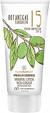 Parfémy, Parfumerie, kosmetika Opalovací lotion - Australian Gold Botanical Sunscreen Premium Coverage Mineral Lotion SPF 15