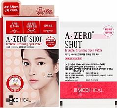 Parfémy, Parfumerie, kosmetika Náplasti na obličej - Mediheal A-Zero Shot Trouble Dressing Spot Patch