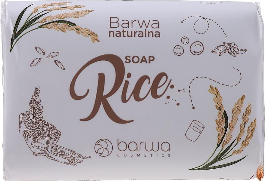 Mýdlo s rýžovým extraktem - Barwa Natural Rice Soap