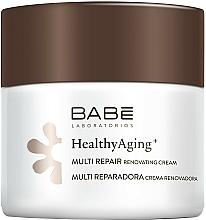 Parfémy, Parfumerie, kosmetika Noční anti-age krém - Babe Laboratorios Healthy Aging Multi Repair Renovating Cream