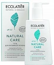 Parfémy, Parfumerie, kosmetika Gel na intimní hygienu Každodenní péče - Ecolatier Natural Care