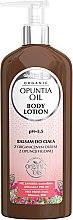Parfémy, Parfumerie, kosmetika Tělové mléko s organickým fíkovým olejem - GlySkinCare Opuntia Oil Body Lotion