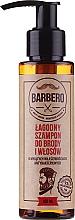 Parfémy, Parfumerie, kosmetika Šampon na bradu - Pharma Barbero Shampoo