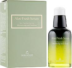 Parfémy, Parfumerie, kosmetika Hydratační a uklidňující sérum s extraktem z Aloe - The Skin House Aloe Fresh Serum