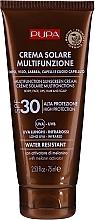 Parfémy, Parfumerie, kosmetika Hydratační opalovací krém na celé tělo SPF 30 - Pupa Multifunction Sunscreen Cream