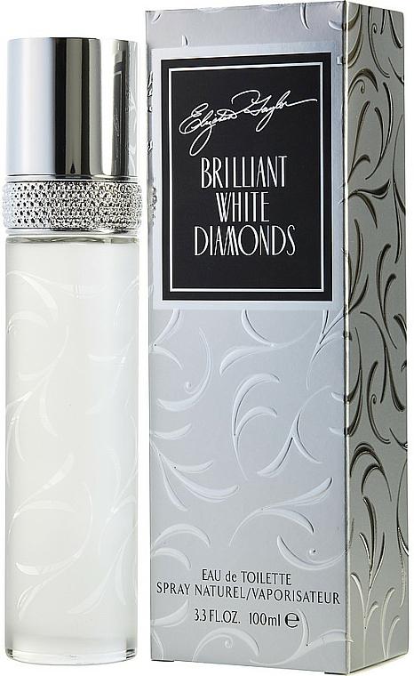 Elizabeth Taylor Brilliant White Diamonds - Toaletní voda