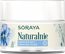 Parfémy, Parfumerie, kosmetika Krém na obličej, hydratační - Soraya Naturalnie Day Cream