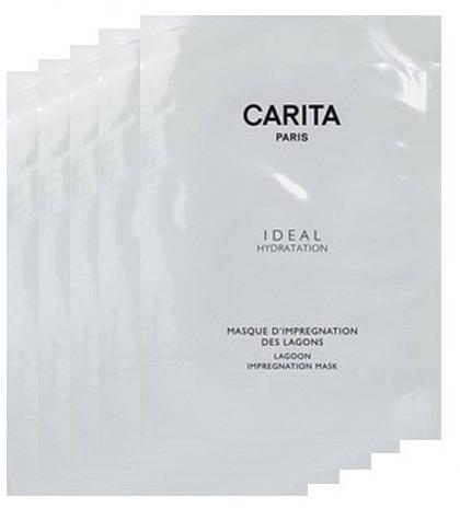 Hydratační maska na obličej - Carita Ideal Hydratation Lagoon Impregnation Mask — foto N2