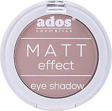 Parfémy, Parfumerie, kosmetika Matné oční stíny - Ados Matt Effect Eye Shadow
