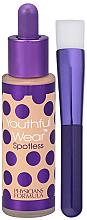 Parfémy, Parfumerie, kosmetika Tónovací podkladová báze se štětcem - Physicians Formula Youthful Wear Spotless Foundation SPF 15