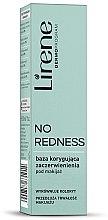 Parfémy, Parfumerie, kosmetika Báze pod makeup - Lirene No Redness