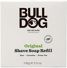 Parfémy, Parfumerie, kosmetika Mýdlo na holení - Bulldog Skincare Original Shave Soap Refill (náhradní náplň)