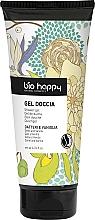 Parfémy, Parfumerie, kosmetika Sprchový gel Datle a vanilka - Bio Happy Shower Gel Dates And Vanilla
